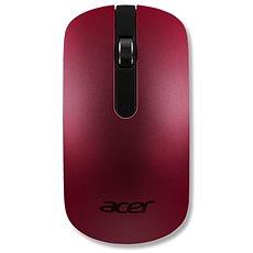 Acer Thin-n-Light Optical Mouse Lava Red - Egér