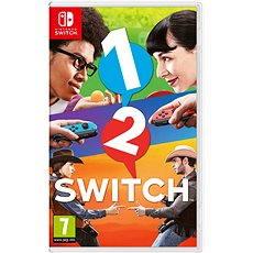 1 2 Switch - Nintendo Switch - Konzoljáték