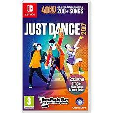 Just Dance 2017 - Nintendo Switch - Konzoljáték