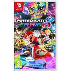Mario Kart 8 Deluxe - Nintendo Switch - Konzoljáték