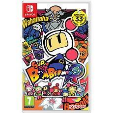 Super Bomberman R - Nintendo Switch - Konzoljáték