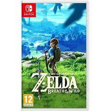 The Legend of Zelda: Breath of the Wild - Nintendo Switch - Konzoljáték