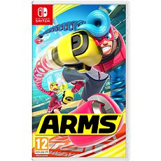 Arms - Nintendo Switch - Konzoljáték