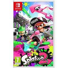 Splatoon 2 - Nintendo Switch - Konzoljáték