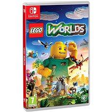 LEGO Worlds - Nintendo Switch - Konzoljáték