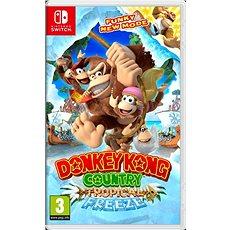 Donkey Kong  Country: Tropical Freeze  - Nintendo Switch - Konzoljáték