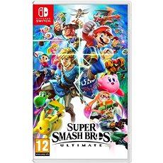 Super Smash Bros. Ultimate - Nintendo Switch - Konzoljáték