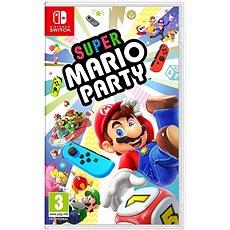 Super Mario Party - Nintendo Switch - Konzoljáték