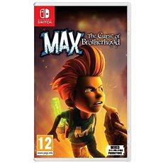 Max: The Curse of Brotherhood - Nintendo Switch - Konzoljáték