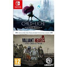 Light of Light + Valiant Hearts - Nintendo Switch - Konzoljáték