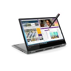 Lenovo Yoga 530-14IKB Fekete - Tablet PC