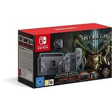 Nintendo Switch Diablo III Limited Edition - Játékkonzol