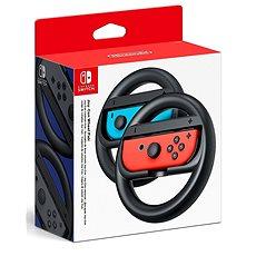 Nintendo Switch Joy-Con Kormánykerék páros - Tartó