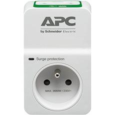 APC SurgeArrest 1 túlfeszültség elleni alapvédelem 230V kimenet, 2 USB, Franciaország - Túlfeszültségvédő