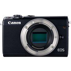 Canon EOS M100 váz fekete - Digitális fényképezőgép