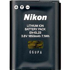 Nikon EN-EL23 - Fényképezőgép akkumulátor