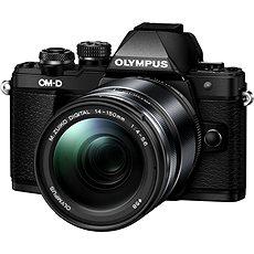 Olympus E-M10 Mark II black/black + ED 14-150 II - Digitális fényképezőgép