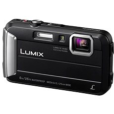 Panasonic LUMIX DMC-FT30 fekete - Digitális fényképezőgép