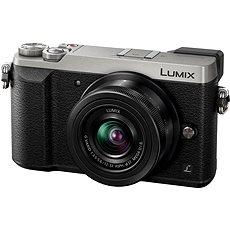 Panasonic LUMIX DMC-GX80 ezüst + 12-32mm objektív - Digitális fényképezőgép