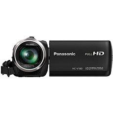 Panasonic HC-V180EP-K fekete - Digitális videókamera