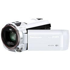 Panasonic HC-V770EP-W fehér - Digitális videókamera