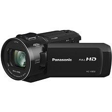 Panasonic V800 fekete - Digitális videókamera