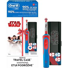 Oral-B Vitality Star Wars + utazótok - Elektromos fogkefe gyerekeknek
