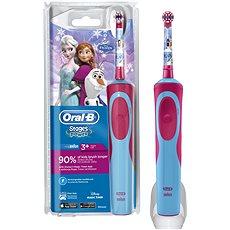 Oral-B Stages Kids Elektromos Fogkefe Jégvarázs Mesefigurákkal - Elektromos fogkefe gyerekeknek