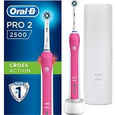 Oral B PRO 2500 3DW - Elektromos fogkefe