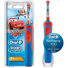 Oral-B Vitality Cars - Elektromos fogkefe gyerekeknek