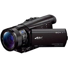 Sony FDR-AX100 4K Handycam - Digitális videókamera