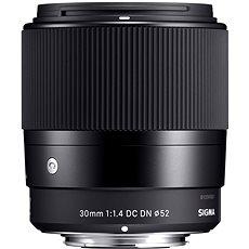 SIGMA 30 mm F/1.4 DC DN Contemporary Sony - Objektív