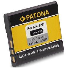 PATONA (Sony NP-BN1, 630 mAh Li-Ion) - Fényképezőgép akkumulátor