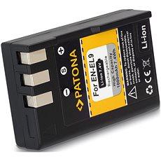PATONA Nikon EN-EL9 1000mAh Li-Ion - Fényképezőgép akkumulátor