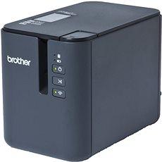 Brother PT-P900W - Öntapadó címke nyomtató