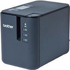 Brother PT-P950NW - Öntapadó címke nyomtató