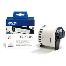 Brother DK 22205 Papír cimke - Papír címke