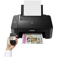 Canon PIXMA TS3150 - fekete - Tintasugaras nyomtató