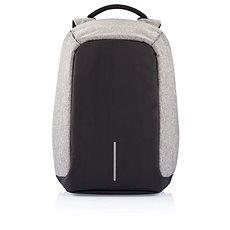 """XD Design Bobby XL Anti-theft Backpack 17"""" szürke - Laptophátizsák"""