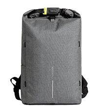 XD Design Bobby Urban Lite anti-theft backpack 15.6 szürke - Laptophátizsák
