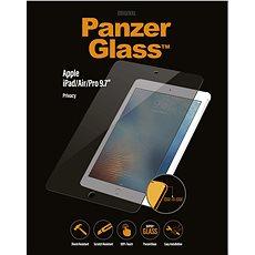 PanzerGlass Edge-to-Edge Privacy Apple iPad/Air/Pro 9.7 készülékhez, átlátszó - Képernyővédő