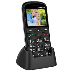 CPA Halo 11 fekete - Mobiltelefon