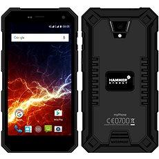 MyPhone Hammer Energy fekete - Mobiltelefon
