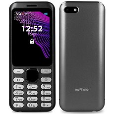 myPhone Maestro fekete - Mobiltelefon