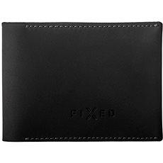 FIXED Smile Wallet okos nyomkövetővel, FIXED Smile és mozgásérzékelő, fekete
