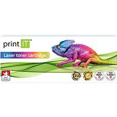 PRINT IT OKI 44973535 azúrkék - Utángyártott toner