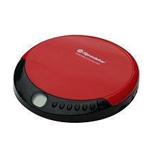Roadstar PCD-435CD piros - Discman