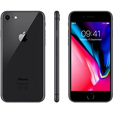 iPhone 8 64GB asztroszürke - Mobiltelefon