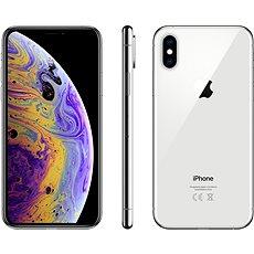 iPhone Xs 64GB, ezüst - Mobiltelefon