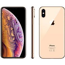 iPhone Xs 64GB, arany - Mobiltelefon